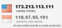 Cara Mengganti Alamat IP Pada Saat Browsing - exnim.com