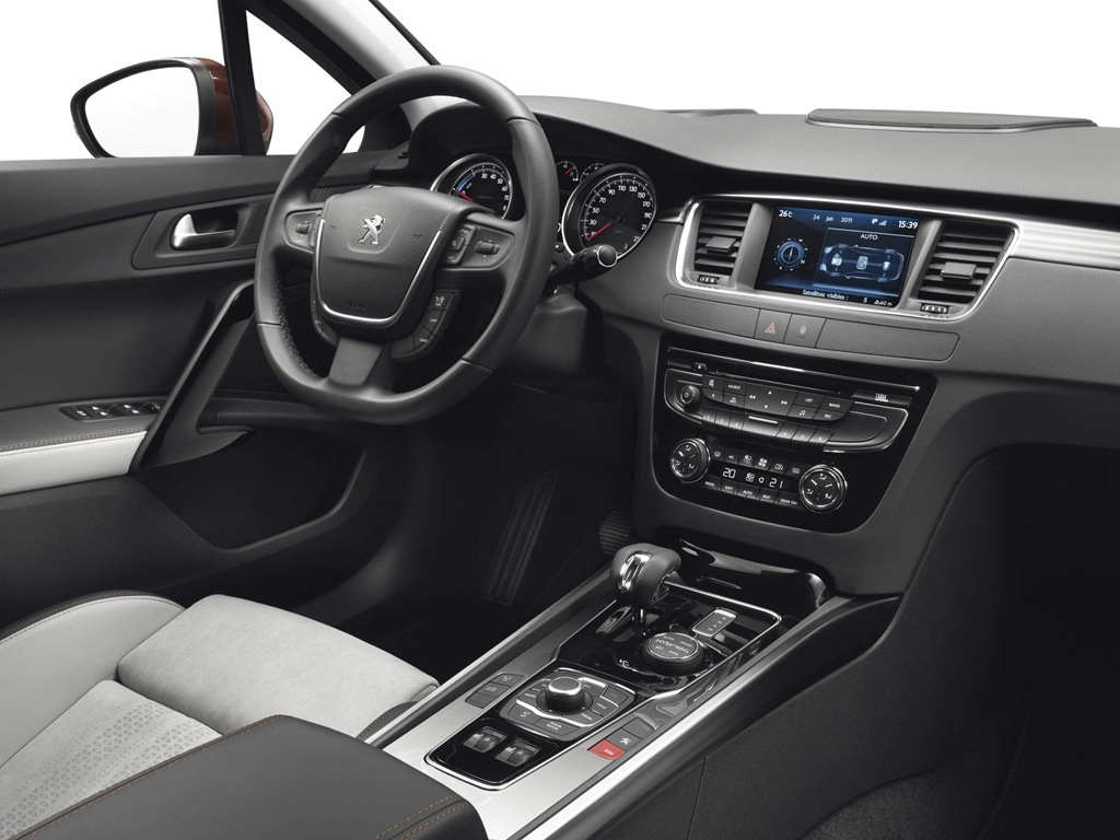 Portal do autom vel - Interior peugeot 508 ...