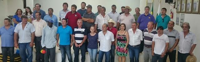 Roncador: Deputado Márcio Nunes se reúne com lideranças políticas na Câmara de Vereadores
