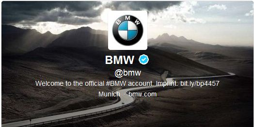 Best Cool Twitter Headers bmw cars