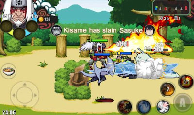 Download Naruto Senki v1.19 First Edition 2
