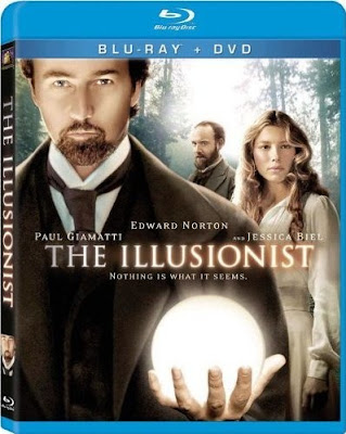 The Illusionist (2006) BRRip 720p Mediafire