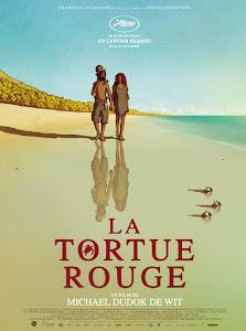 La tortue rouge Poster