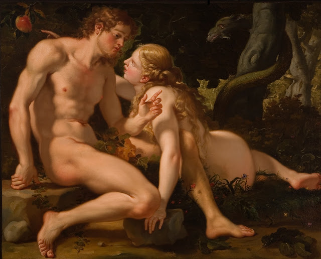 Adam and Eve,garden of eden,temptation of adam