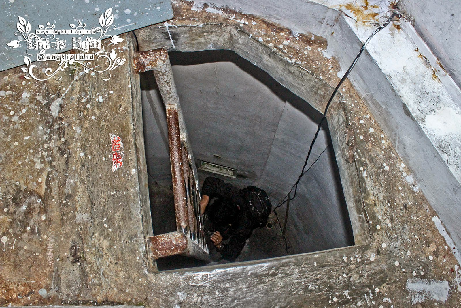 tangga mercusuar patehan