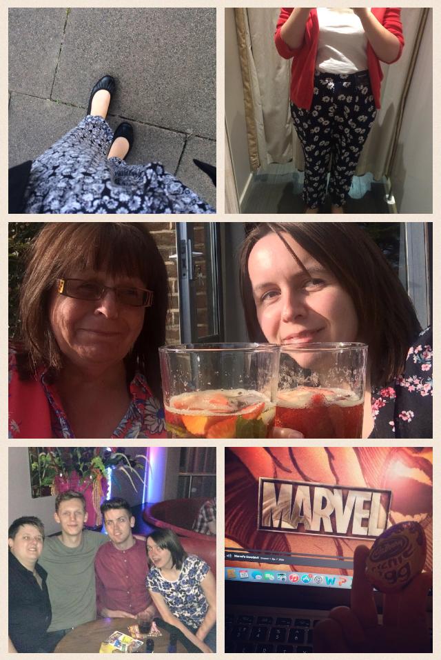 Life Lately Catch Up post on a UK Lifestyle blog.