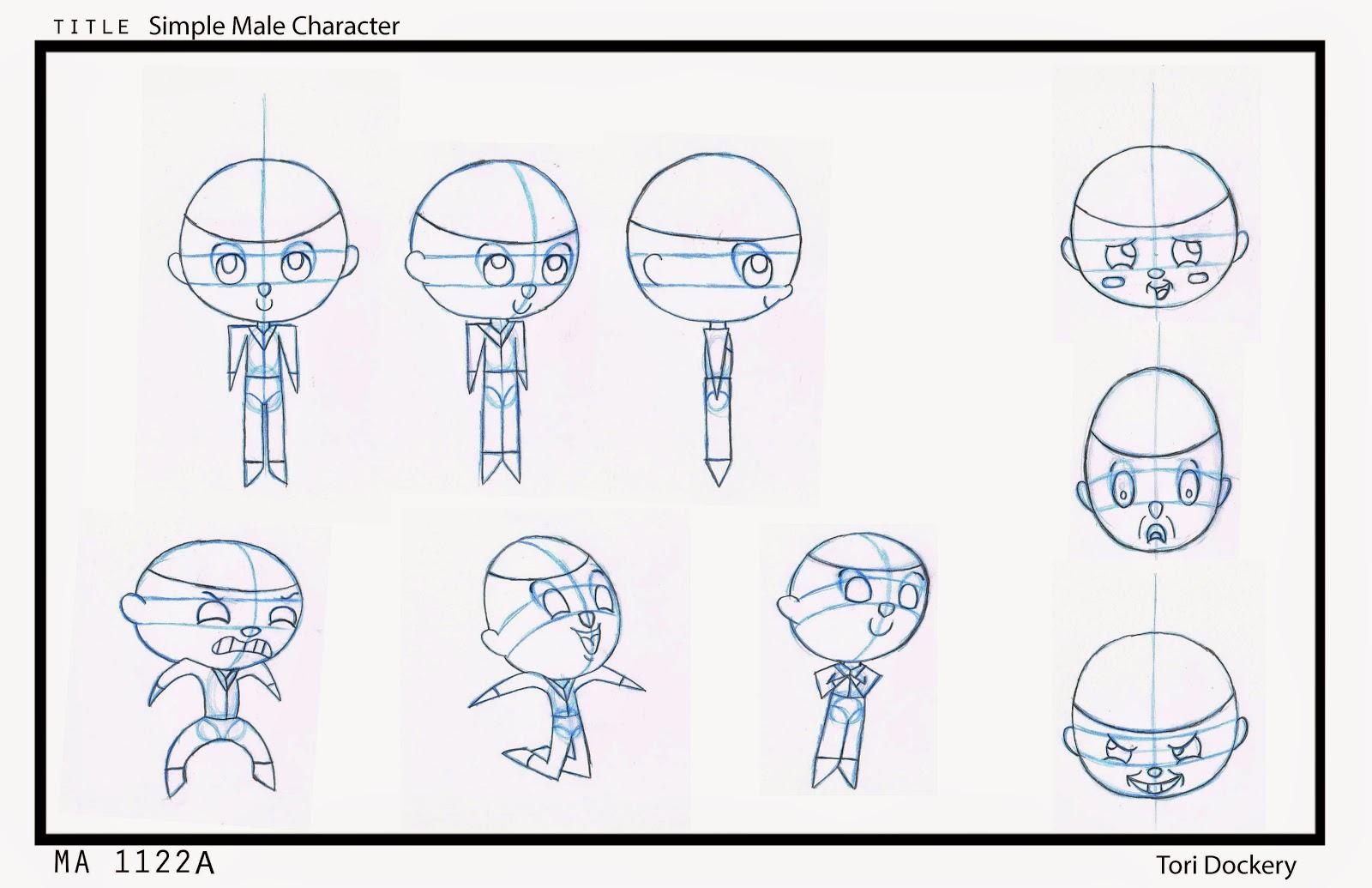 Good Character Design Portfolio : Tori dockery s portfolio character design project