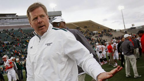 Florida hires Jim McElwain away from Colorado State.