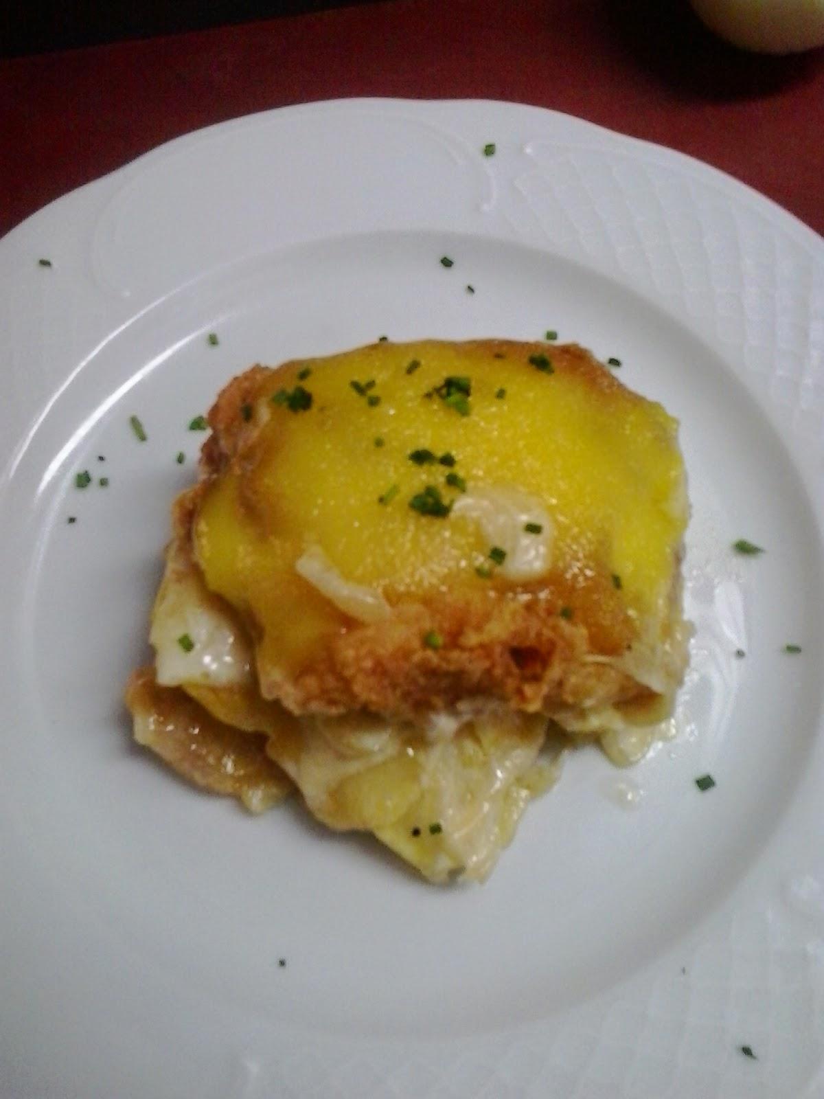 La cocina de paco garcia bacalao gratinado con alioli de miel - Cocina con paco ...