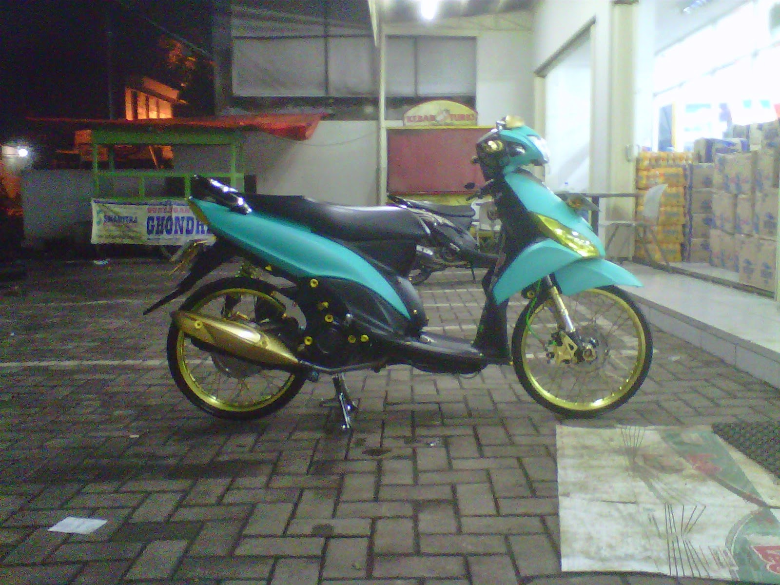 referensi modifikasi mio j thailook