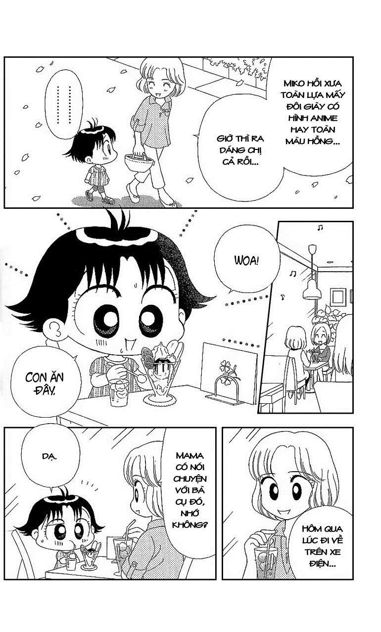 Kocchi Muite! Miiko chap 9 - Trang 15