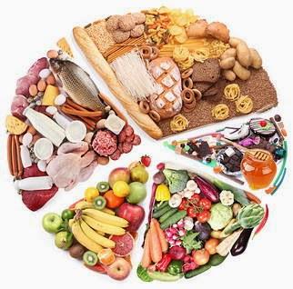 Makan makanan yang sehat