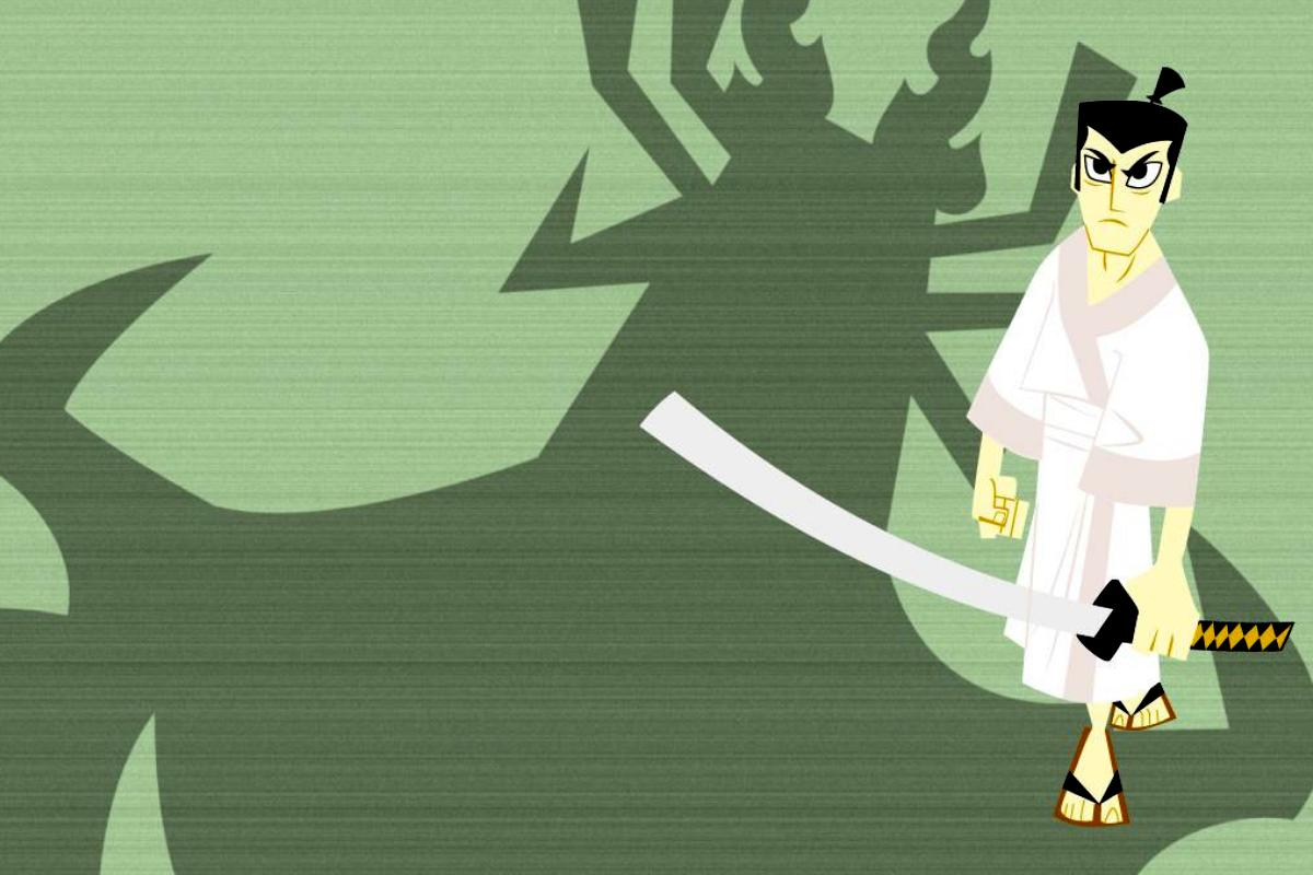 Samurai Jack Cartoon Picture 4