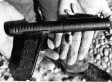 Если бы этот пистолет был изготовлен из традиционных материалов, то никто бы и не подумал, что в нем есть...