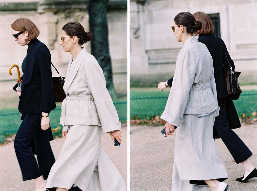 Vanessa Jackman: Paris Fashion Week SS 2016.Before Chanel