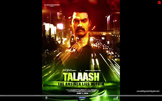 Talaash HD Wallpaper Aamir Khan