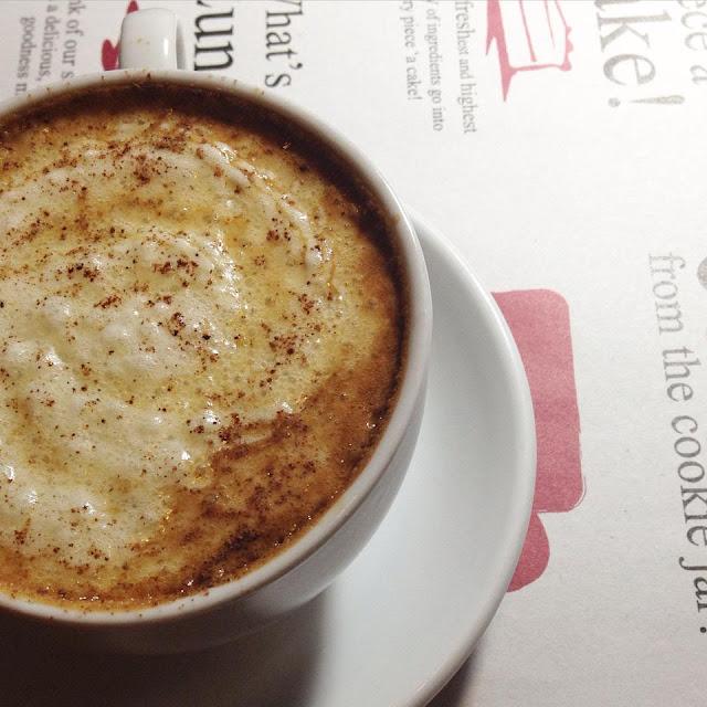 Caramel Macchiato - Cab Cafe