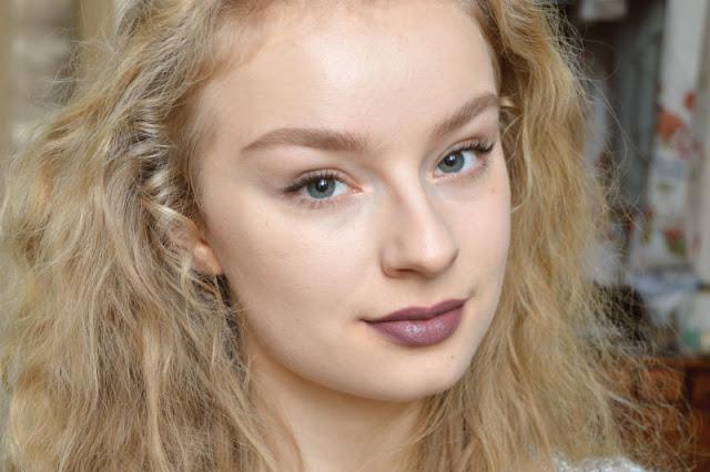 Nicolet Beauty lipstick Lodi swatch