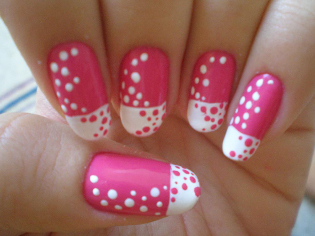 Cute Acrylic Nail Designs Cute Nail Designs For Short Nails Nail
