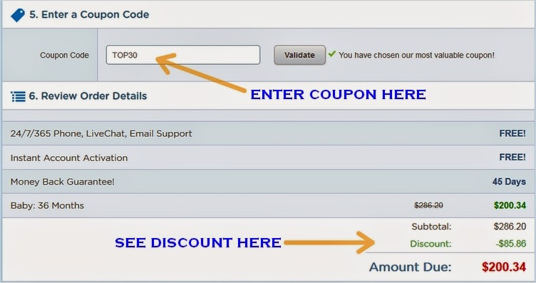 Hostgator Business Plan Coupon