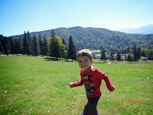 Filip la munte- Septembrie 2013