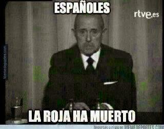 Chistes eliminación de España
