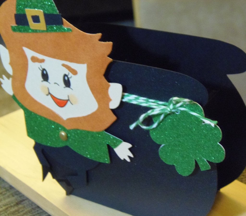 Craft with Bee: Luck o' the Irish