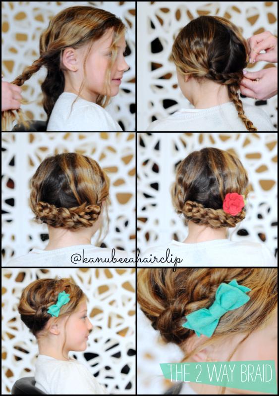 Tampilan Anggun Dengan Sanggul Cantik Rambut Sendiri