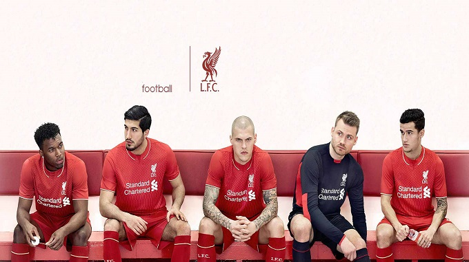 Jersey Bola Liverpool Grade Ori Terbaru