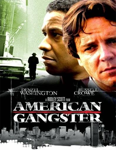 Ver Gánster americano (American Gangster) (2007) Online