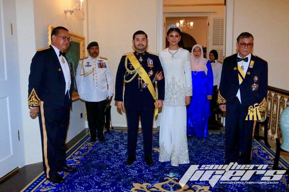 Khaleeda bustamam wedding