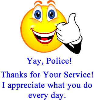 Yay, Police