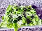 Salata de pui cu salata verde preparare reteta