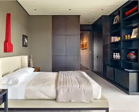 Design Kamar Tidur Sempit Terbaru 2014