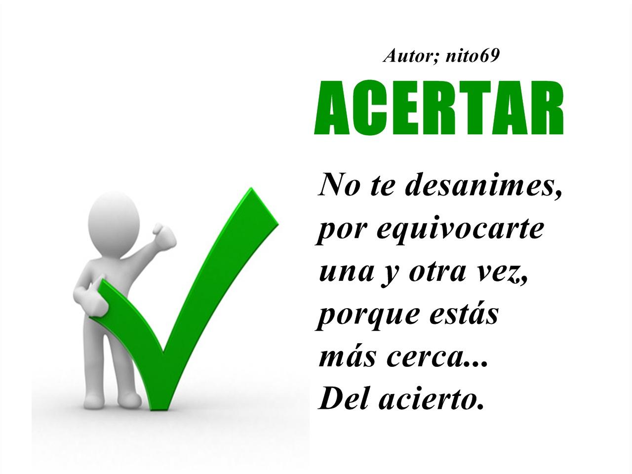 ACERTAR