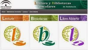 Portal Lectura y Bibliotecas de Andalucía