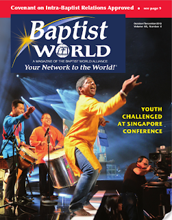 Two Baptist World Articles