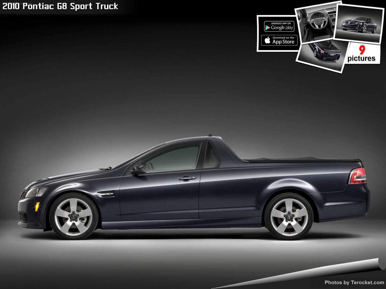 Hình ảnh xe ô tô Pontiac G8 Sport Truck 2010 & nội ngoại thất
