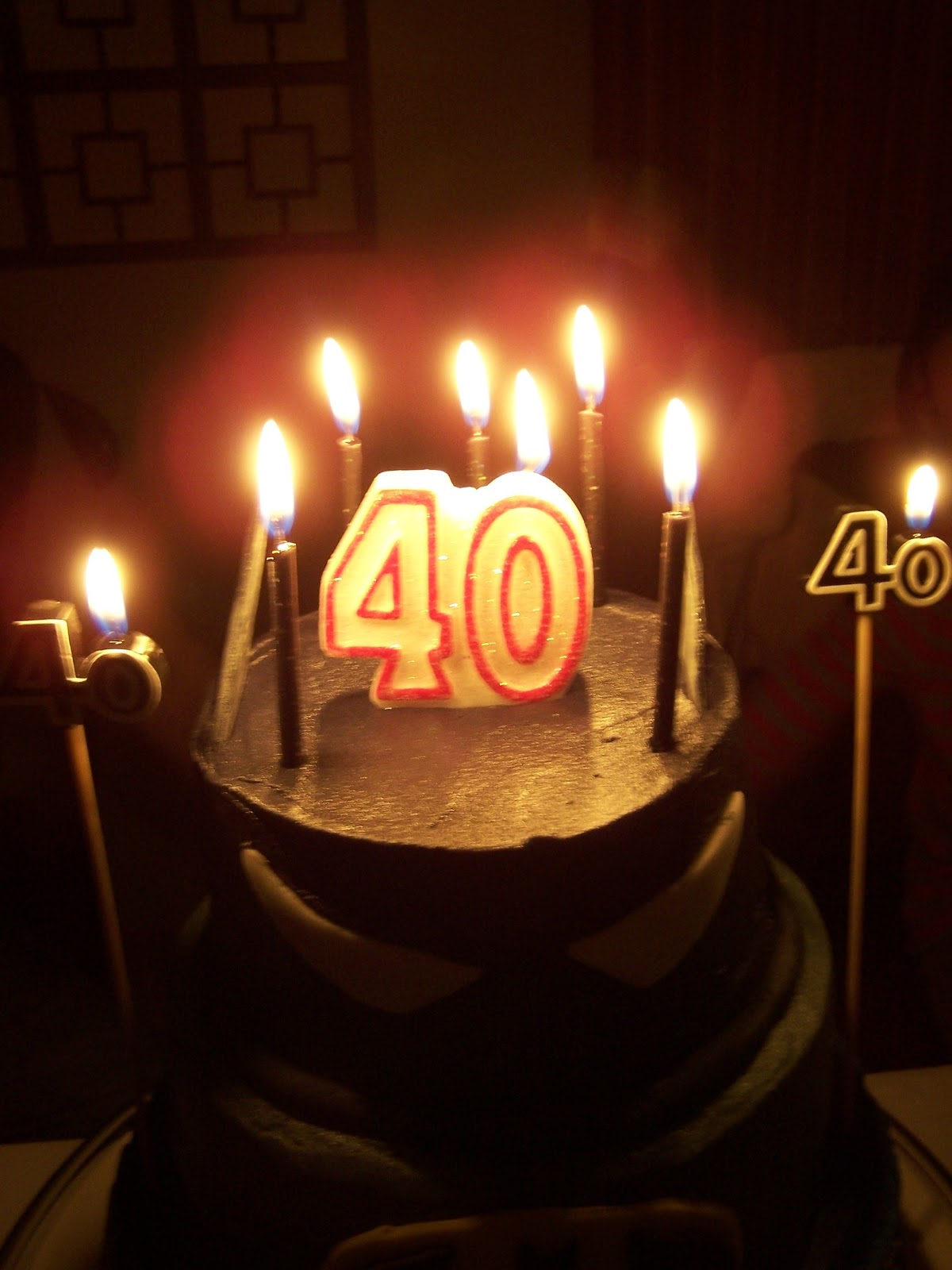Heathers Recipes A 40th Birthday