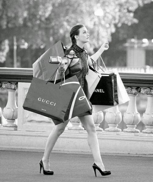 blair waldorf compras