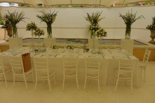brides table under 20m x15m