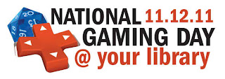 ALA National Gaming Day @ your library