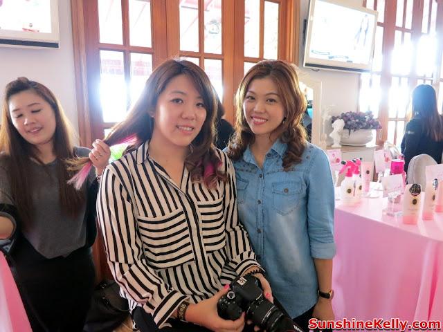 Ma Cherie, latest Hair Care, Hair Styling, hair Treatment, shiseido japan, kawaii hair style, hair makeover