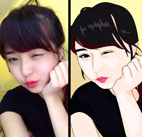 anime vs reality the woman in black    ph u01b0 u01a1ng anh 97