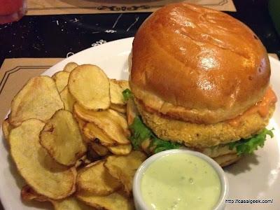 Está Chovendo Hambúrguer - Burger's Club