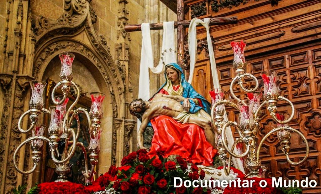 Catedral de Salamanca; Semana Santa em Salamanca