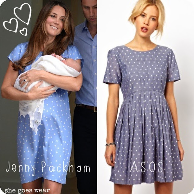 Steal her Style of the Week – Kate Middleton