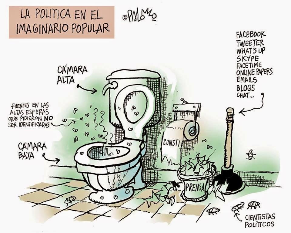 Cómo se ve la política desde el pueblo