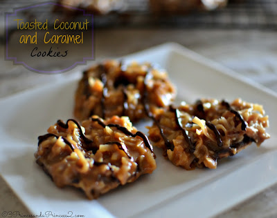 Samoas Cookie Recipe