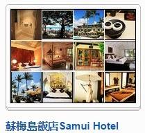 蘇梅島飯店照片集